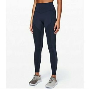 Lululemon All The Right Places II athletic tights